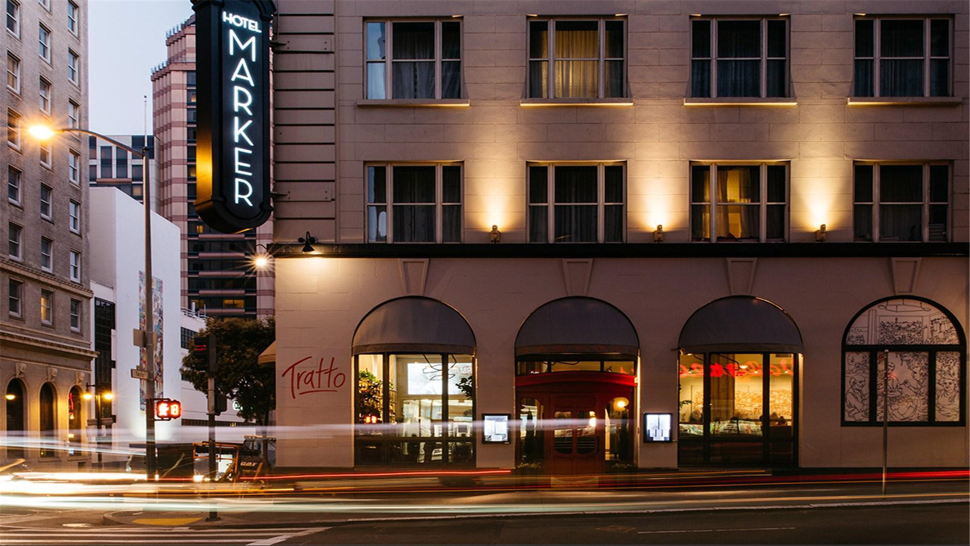 Meetings Events at The Marker San Francisco San Francisco CA US