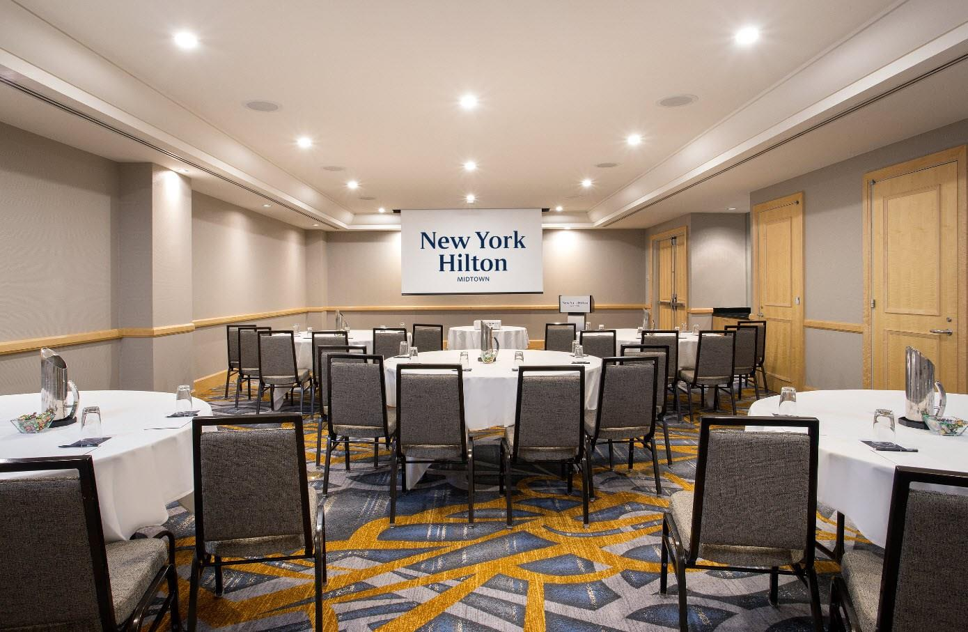 Meetings events at new york hilton midtown new york ny us concourse g sciox Images
