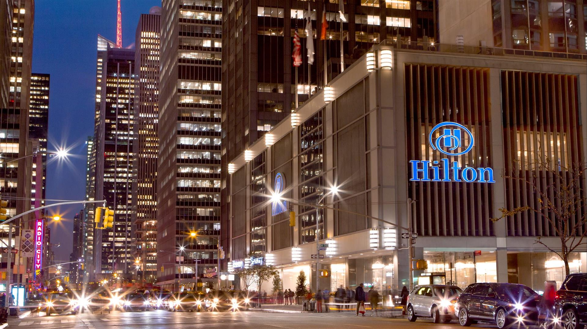 Meetings events at new york hilton midtown new york ny us new york hilton midtown sciox Images