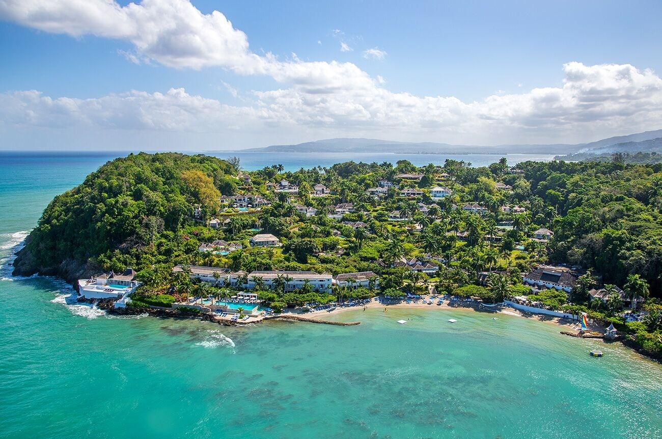 meetings & events at round hill hotel & villas, montego bay, jm
