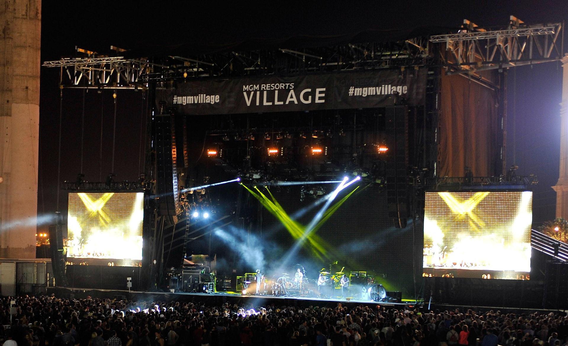 Las Vegas Village
