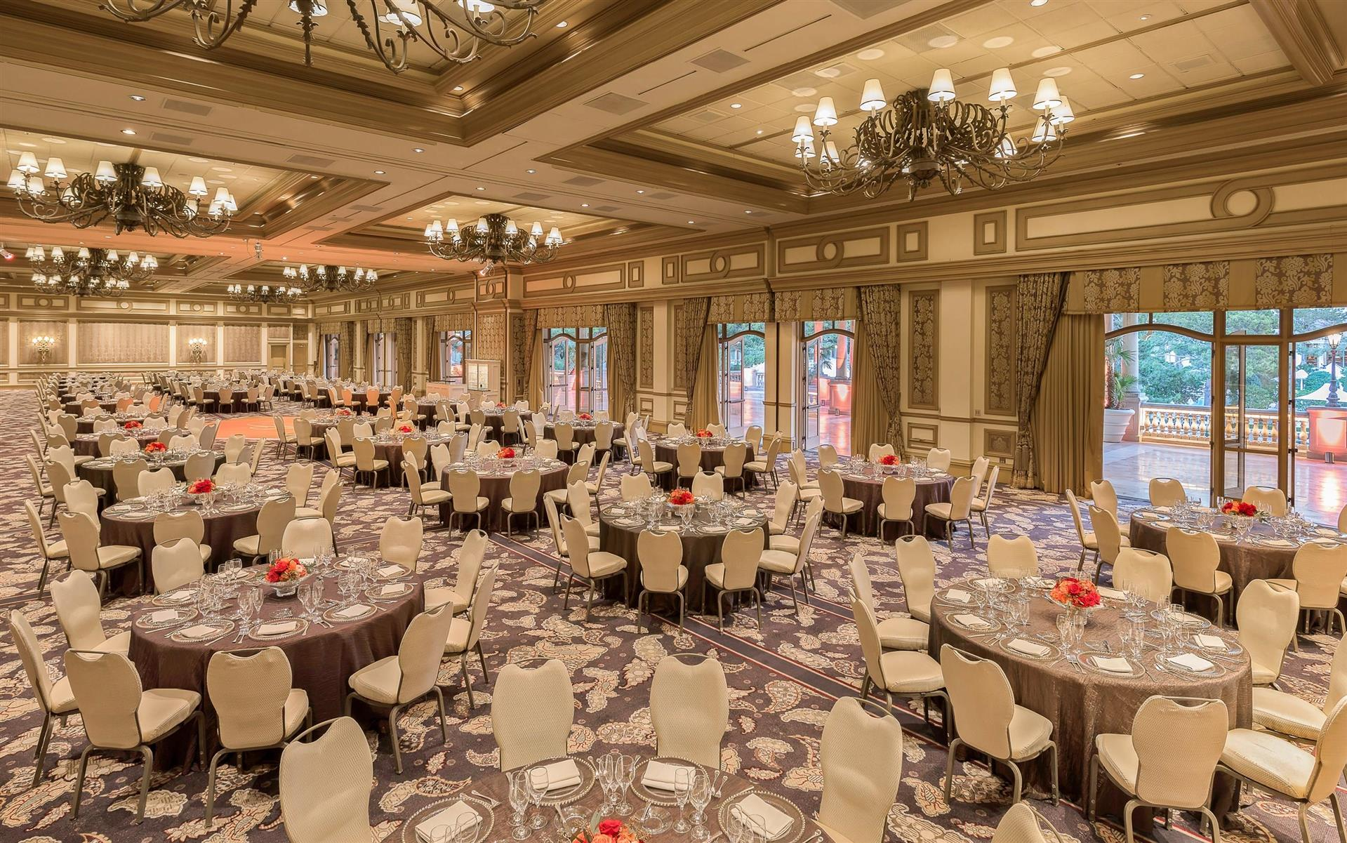 Meetings And Events At Bellagio Hotel Casino Las Vegas