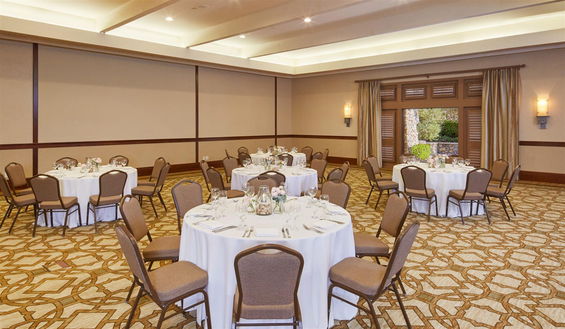 Meetings and Events at Temecula Creek Inn, Temecula, CA, US