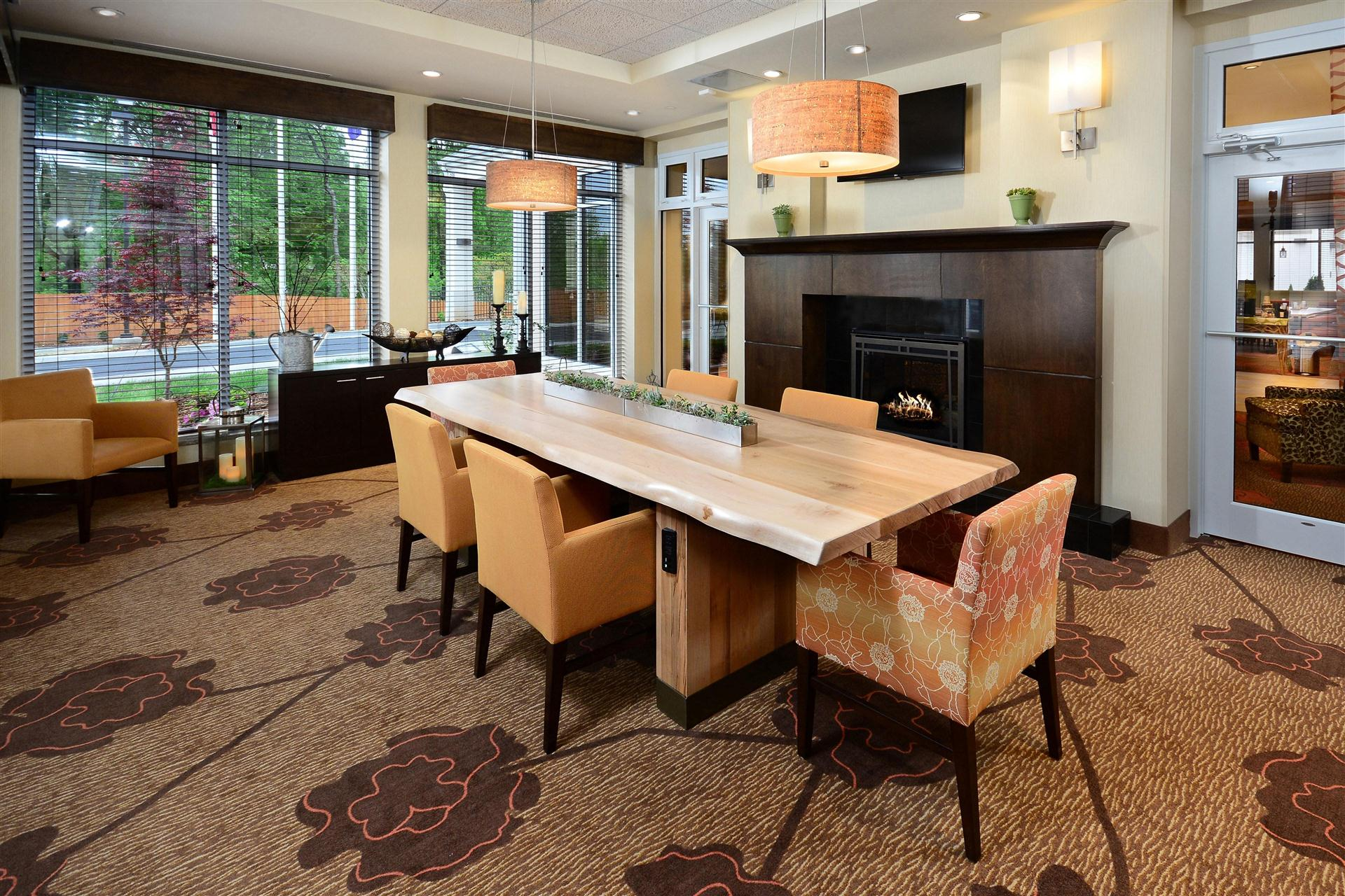 Meetings and Events at Hilton Garden Inn Greensboro Airport ...