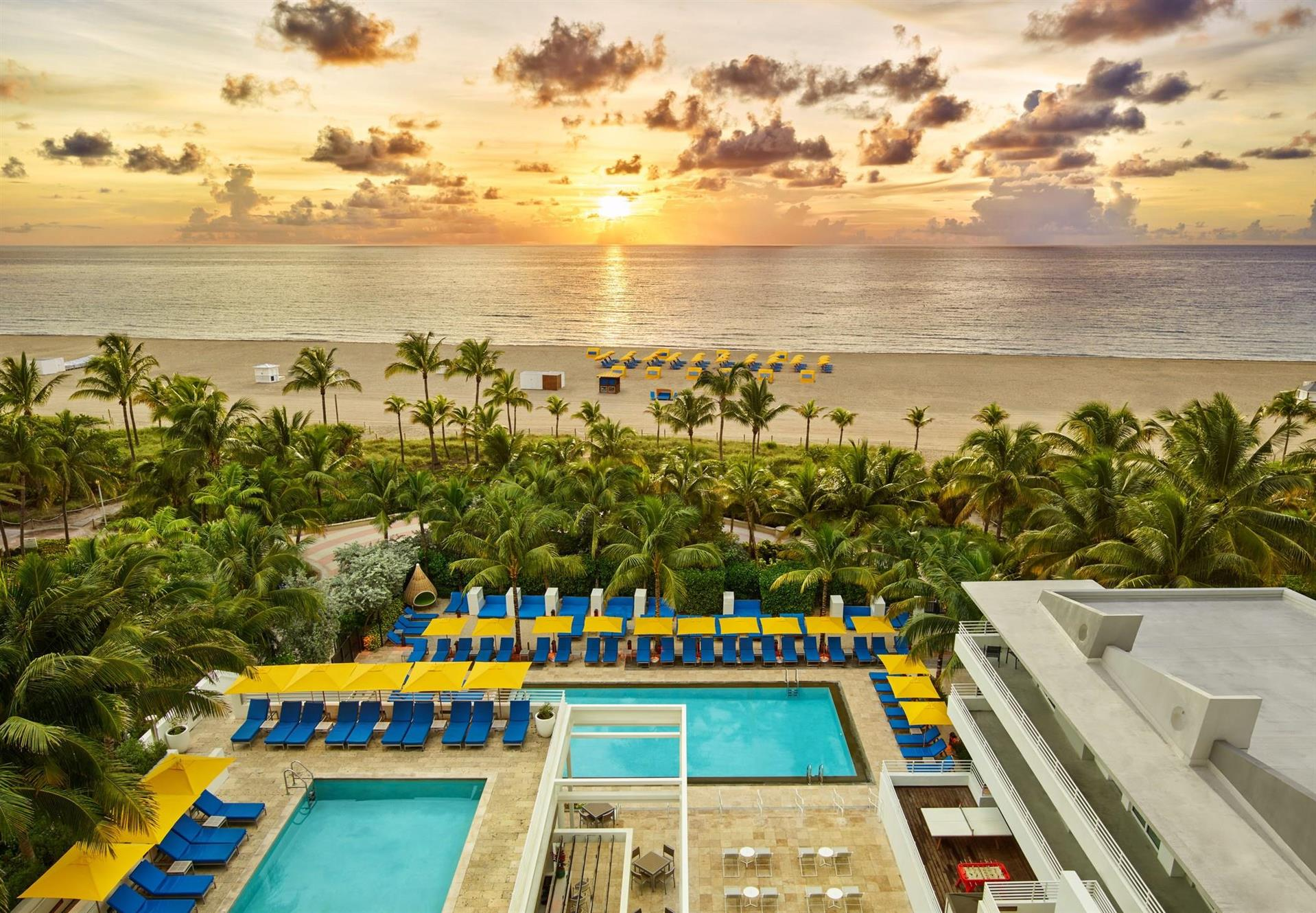 Meetings And Events At The Palms Hotel Spa Miami Beach Fl Us