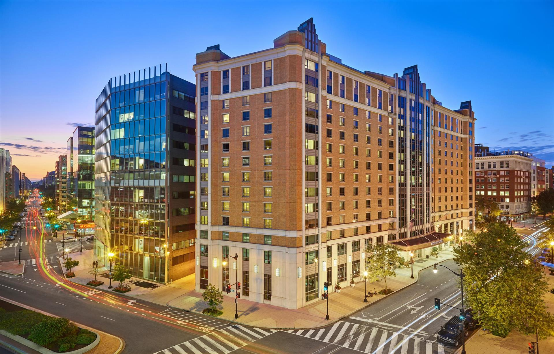 Meetings And Events At Hilton Garden Inn Washington Dc Georgetown