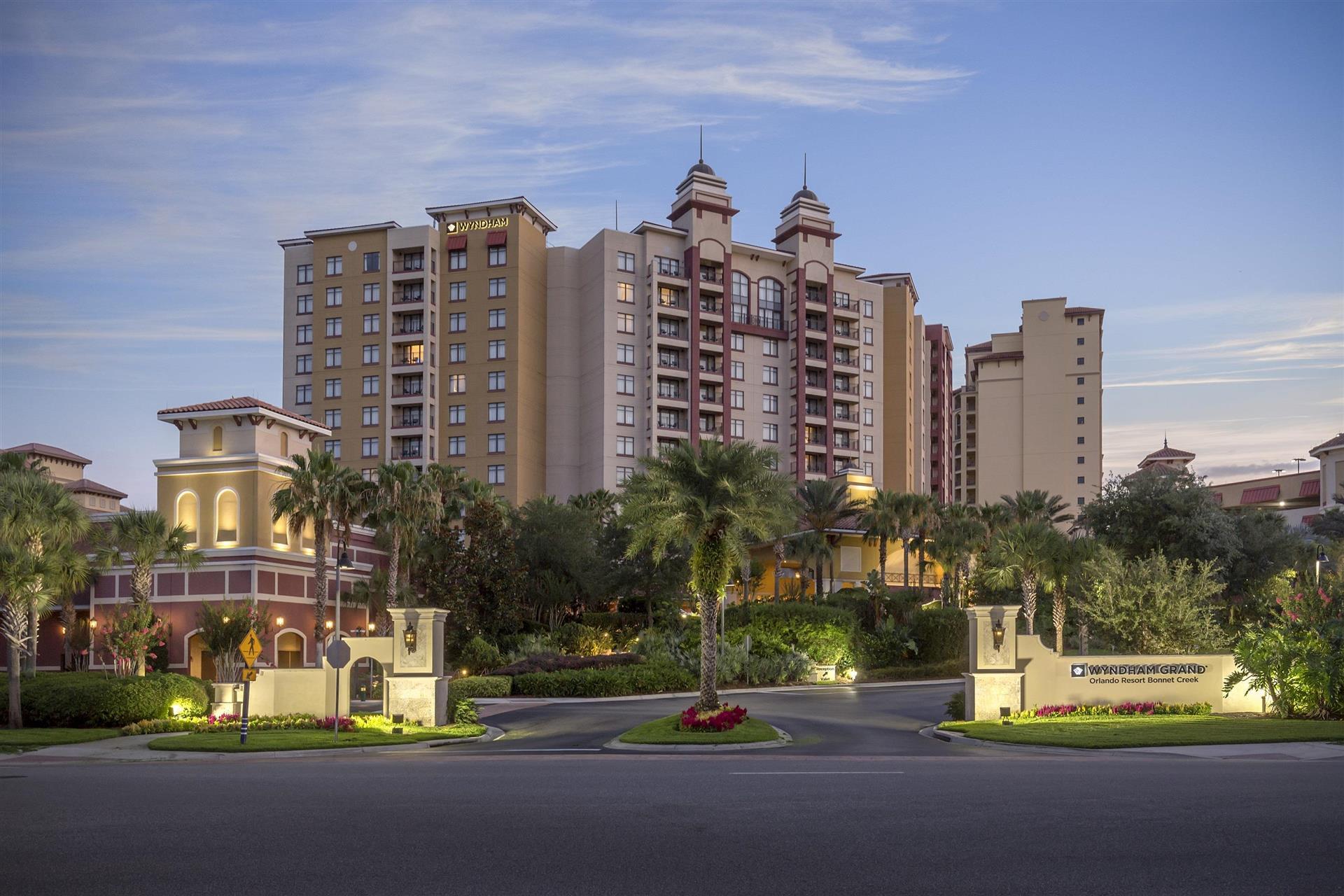 Meetings and events at Wyndham Grand Orlando Resort Bonnet Creek ...