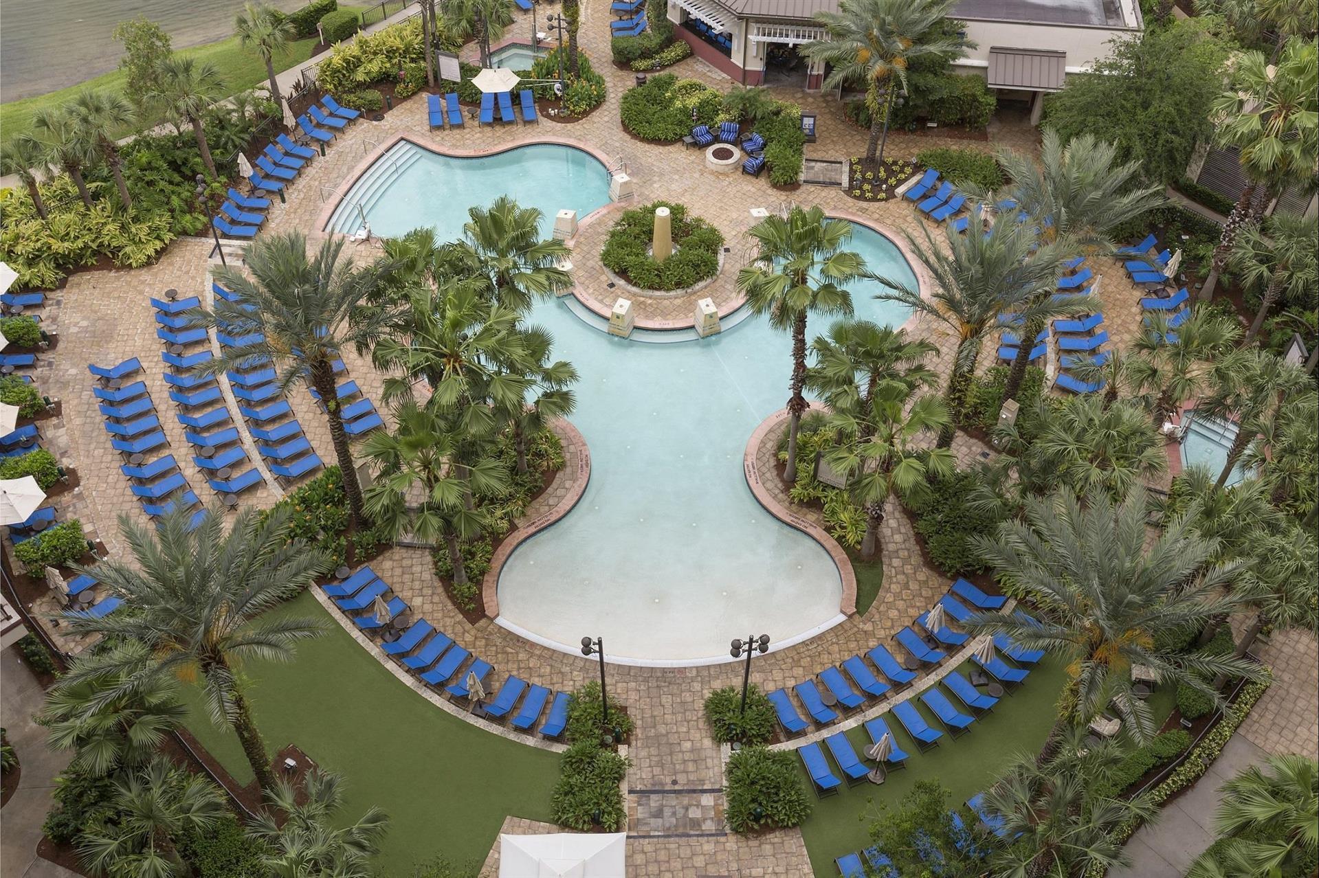 Meetings and Events at Wyndham Grand Orlando Bonnet Creek, Orlando ...