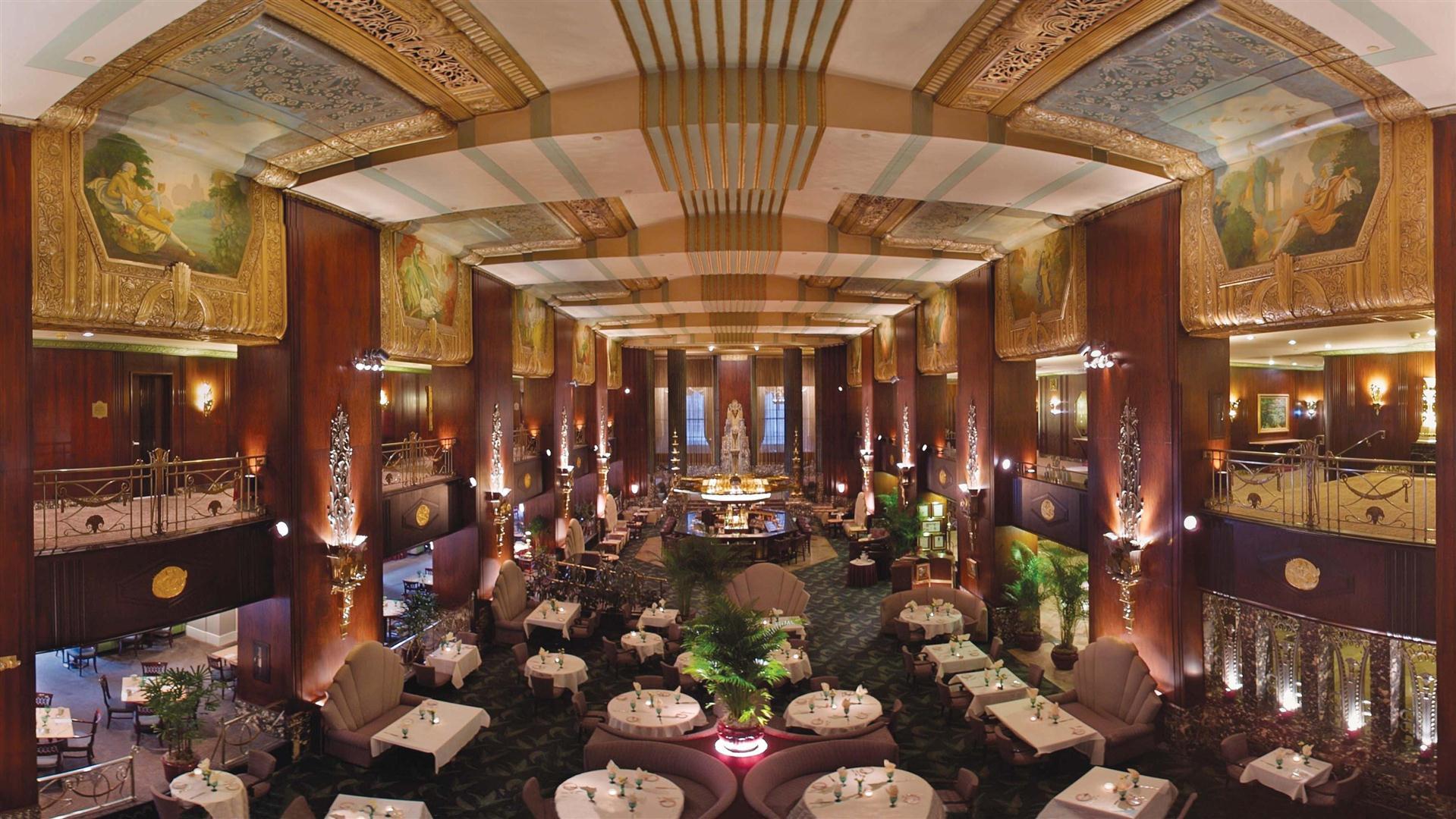 Meetings and events at Hilton Cincinnati Netherland Plaza ...