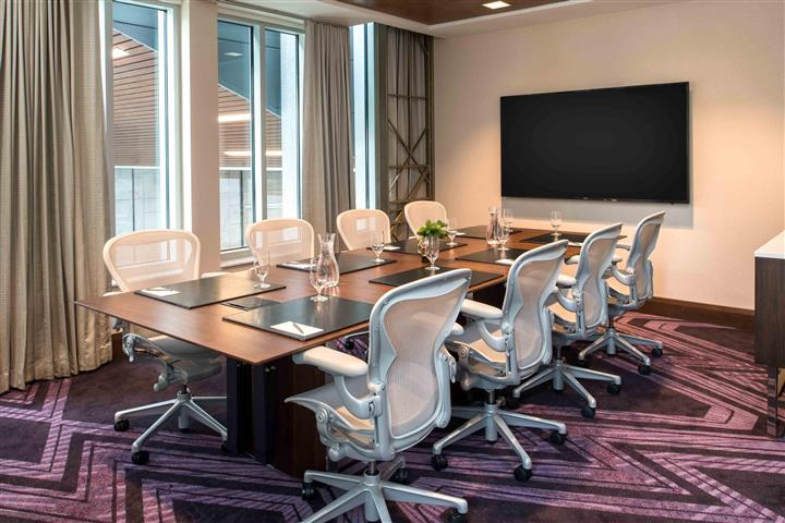 Meetings And Events At Embassy Suites By Hilton Seattle Downtown