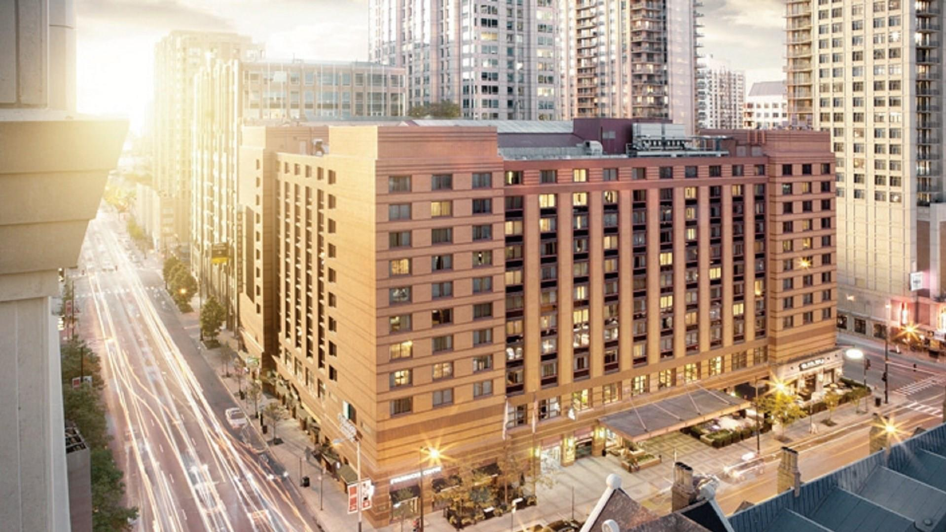 Meetings and Events at Embassy Suites by Hilton Chicago Downtown ...