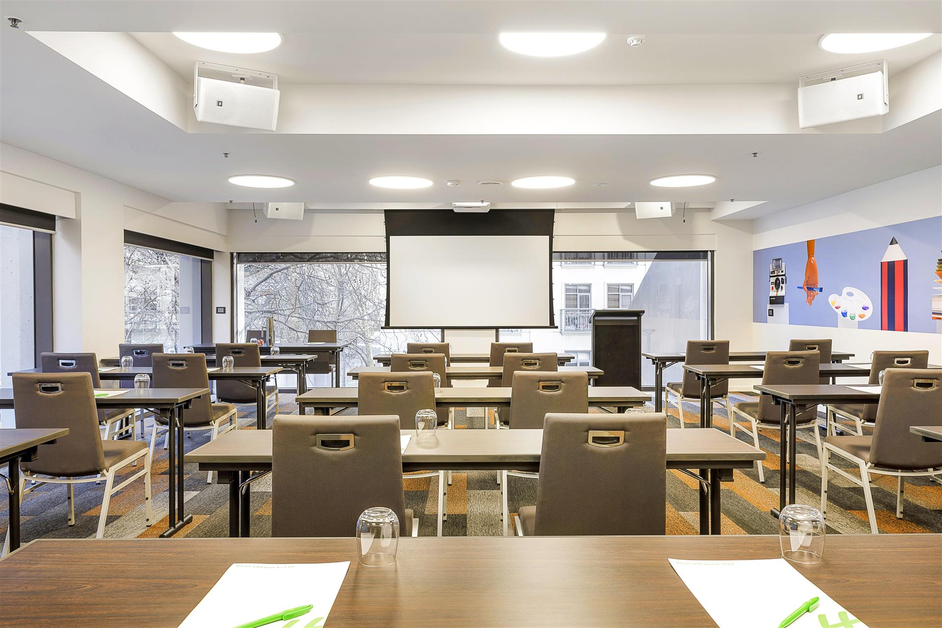 Meetings and events at Holiday Inn Melbourne on Flinders Melbourne AU