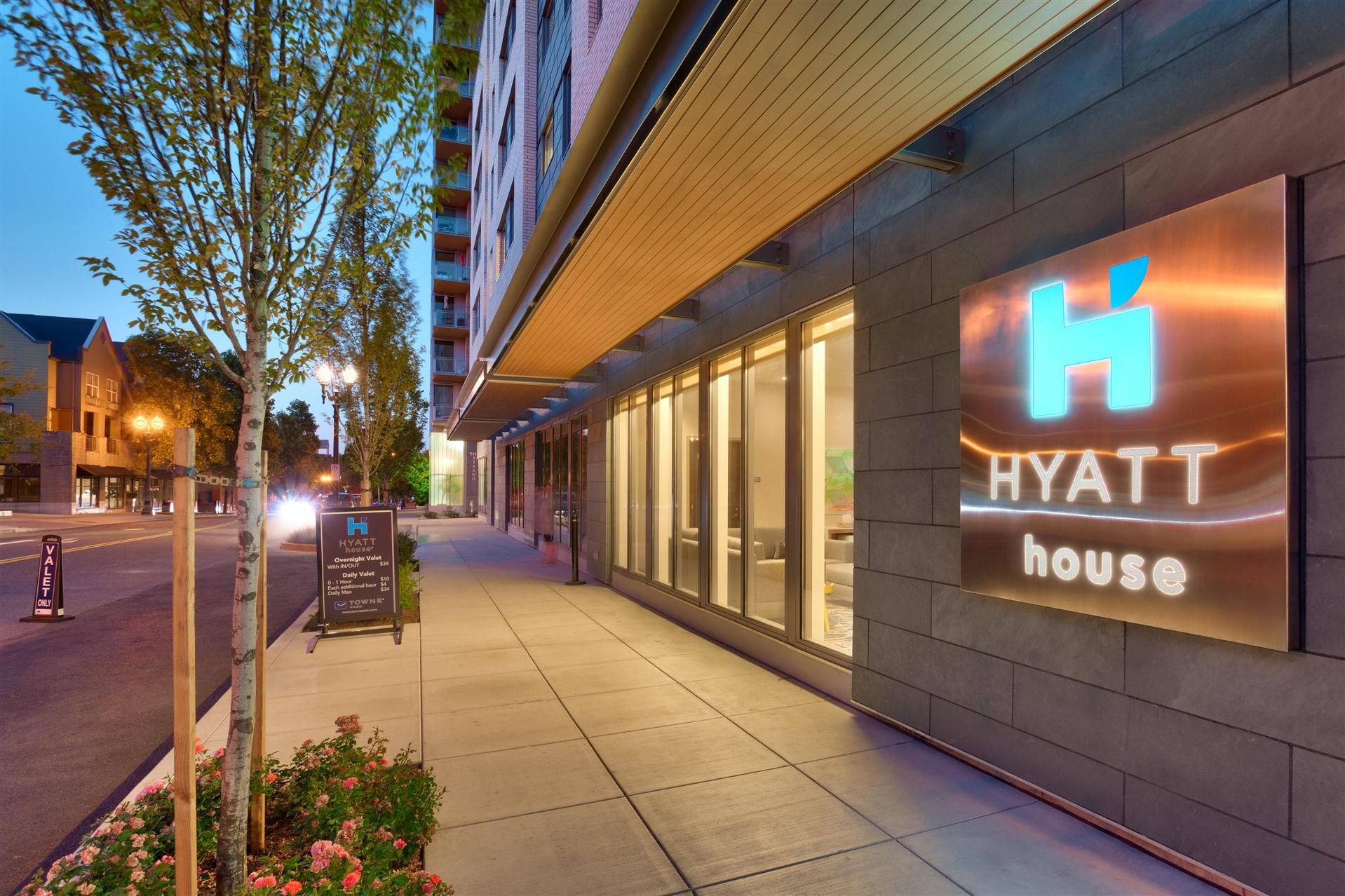Meetings and Events at Hyatt House Portland/Downtown, Portland, OR, US