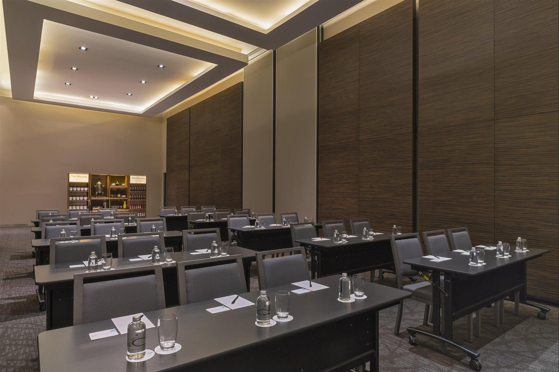 Meetings And Events At The Westin Santa Fe Mexico City