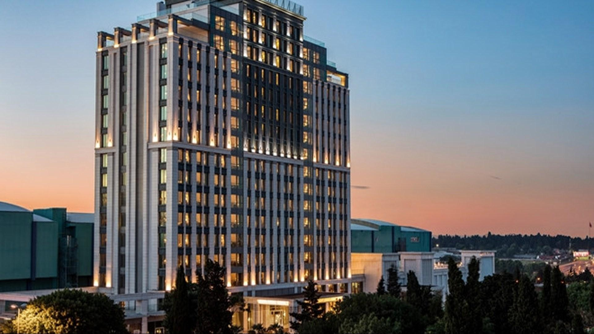 Meetings and events at DoubleTree by Hilton Istanbul Topkapi, Istanbul, TR