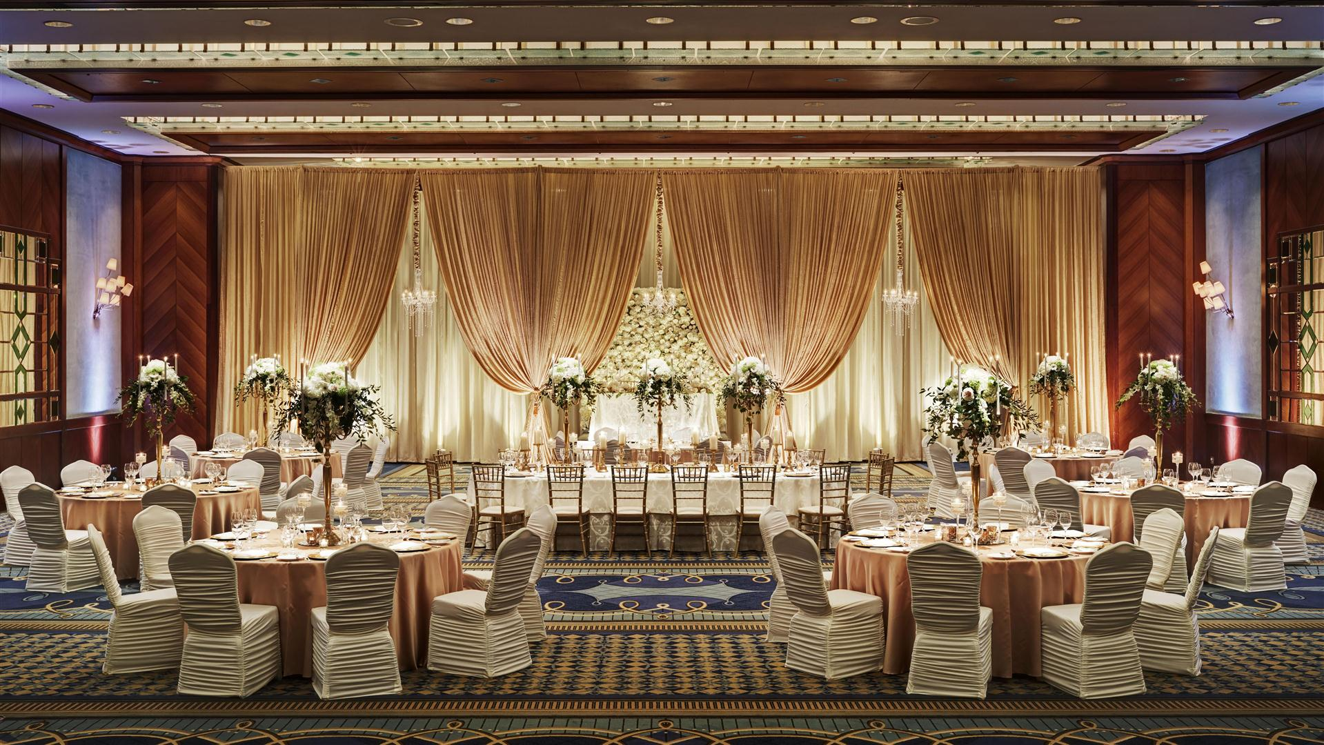 Meetings and Events at Four Seasons Hotel Vancouver, Vancouver, BC, CA
