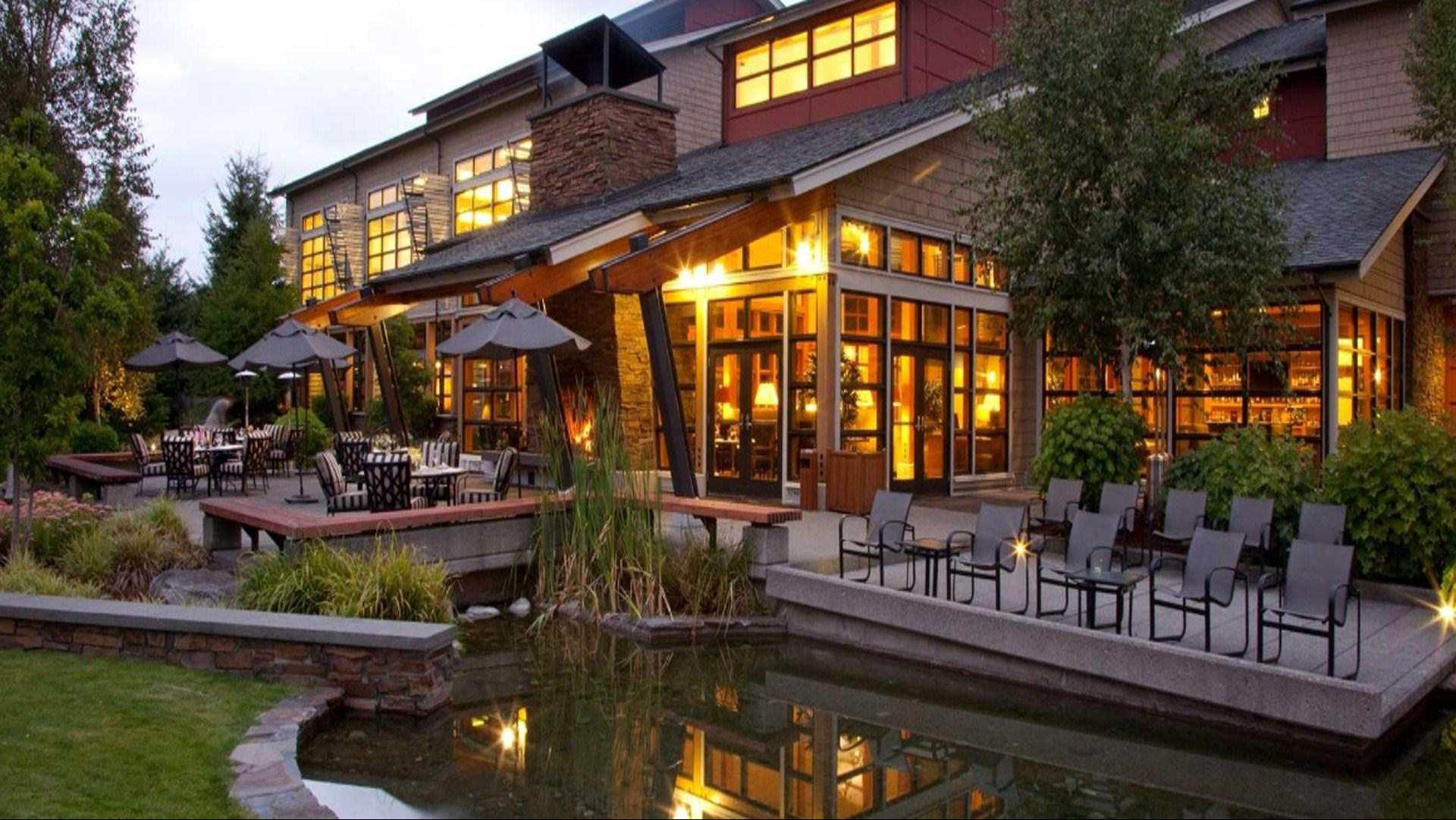 Meetings and Events at Cedarbrook Lodge, Seattle, WA, US