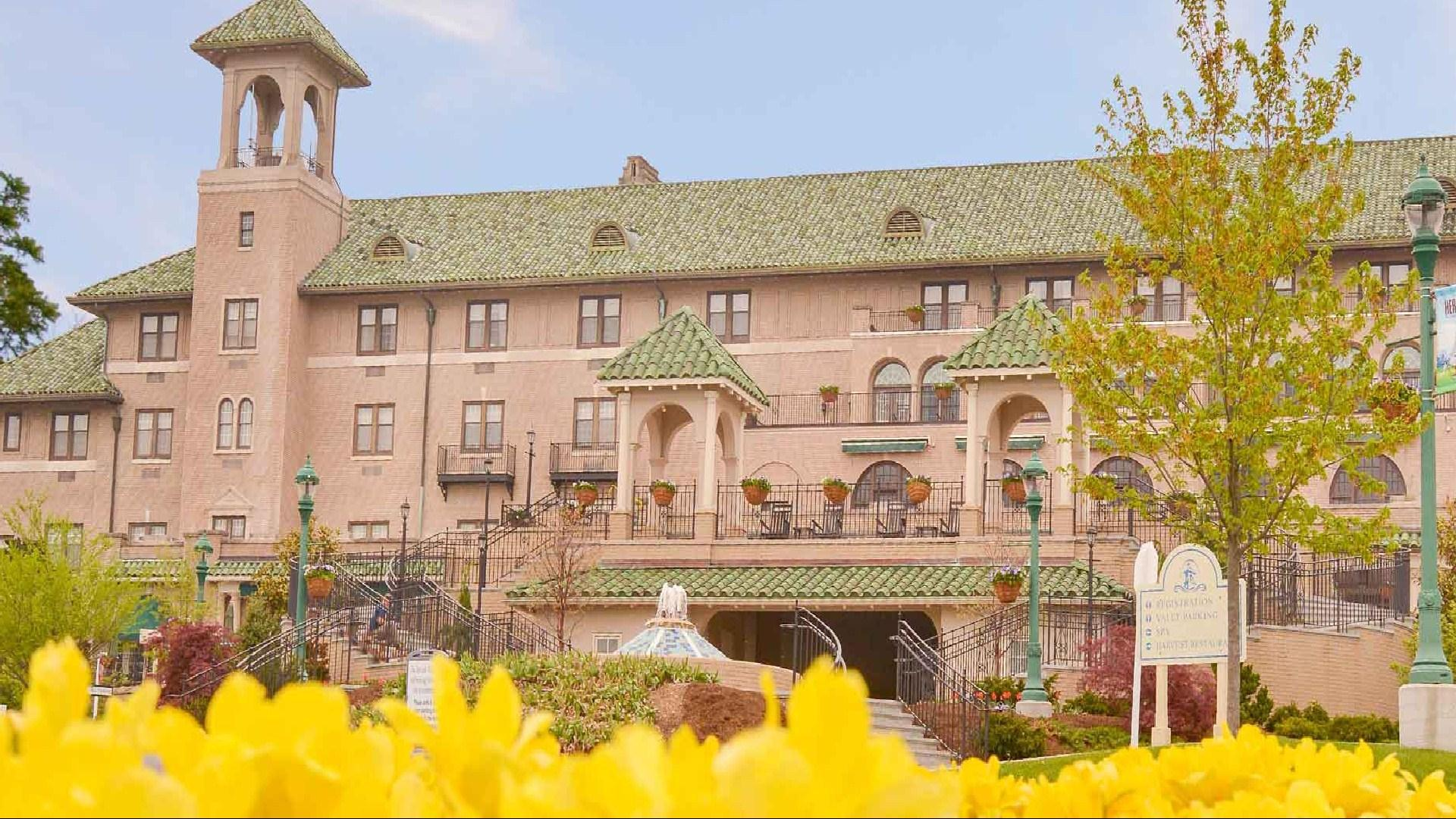 Meetings And Events At The Hotel Hershey Hershey Pa Us