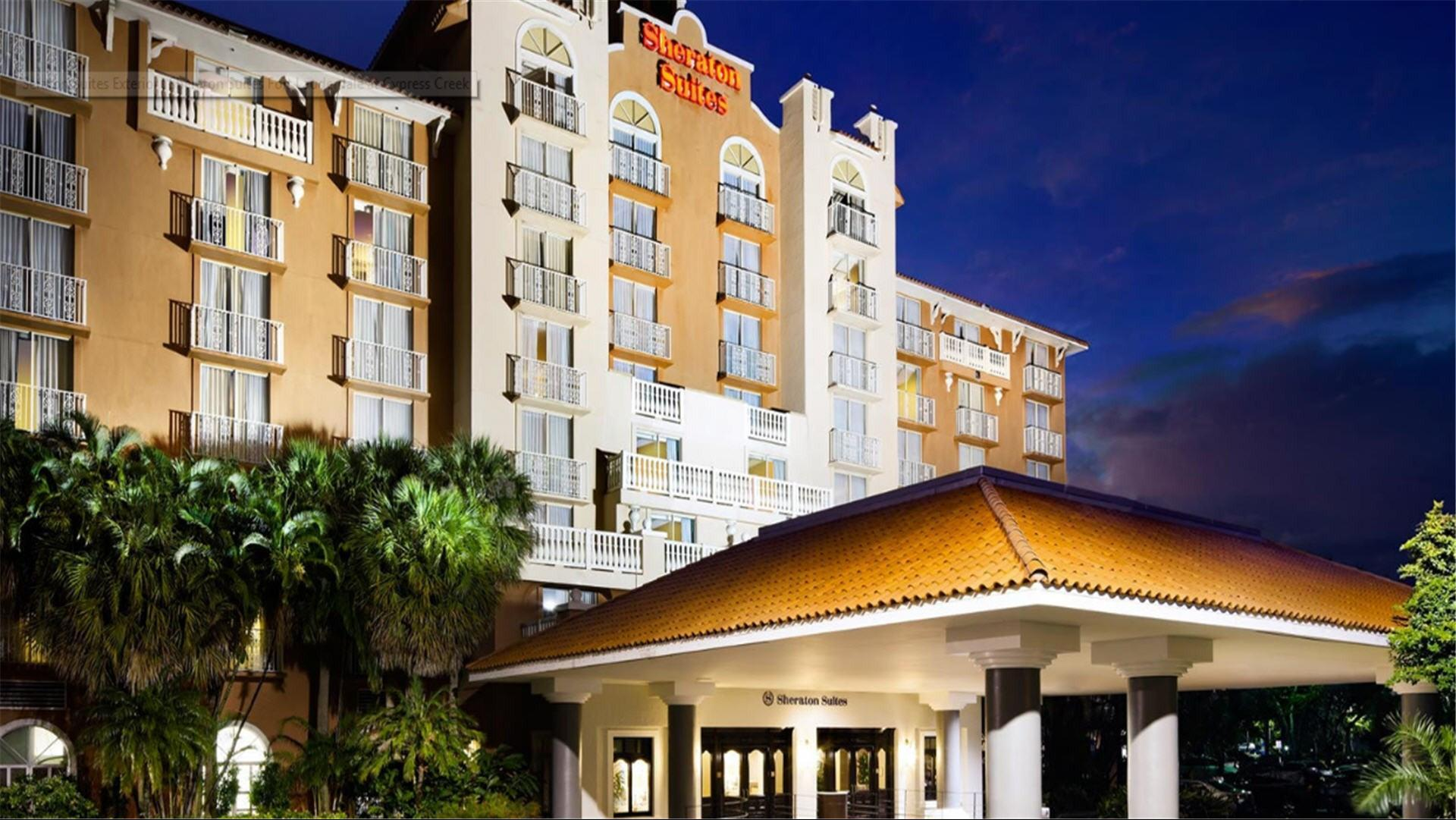 Meetings & Events at Sheraton Suites Ft Lauderdale at Cypress