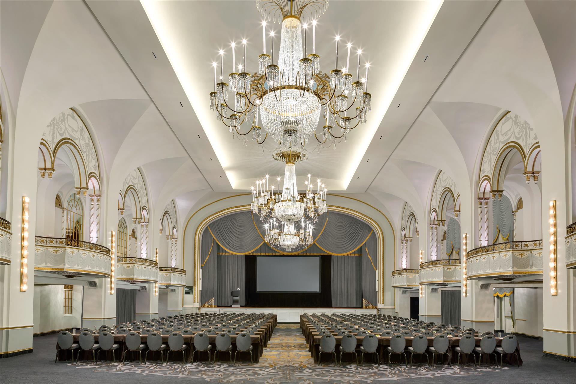 Meetings And Events At Boston Park Plaza Boston Ma Us