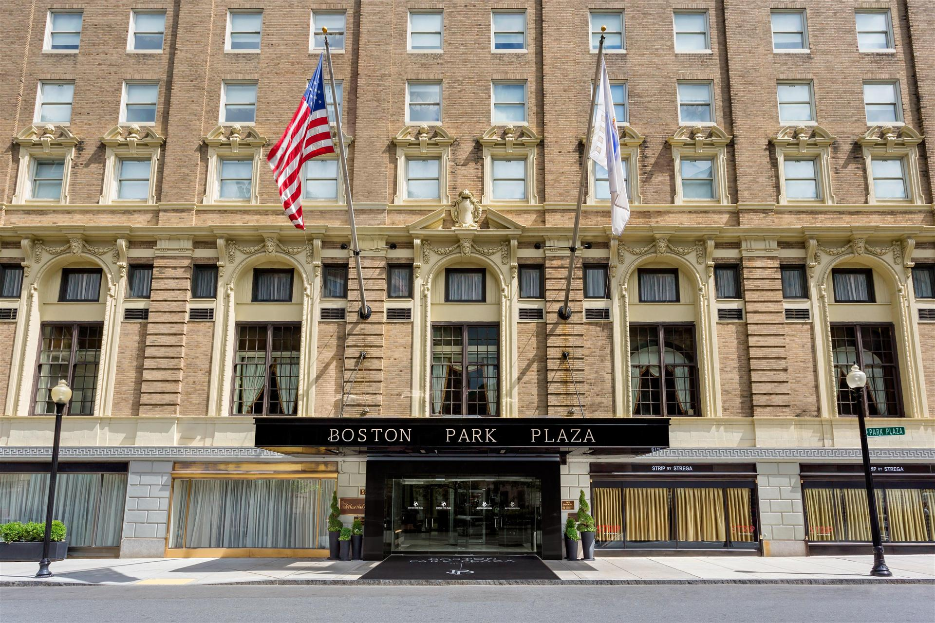 Meetings and Events at Boston Park Plaza, Boston, MA, US