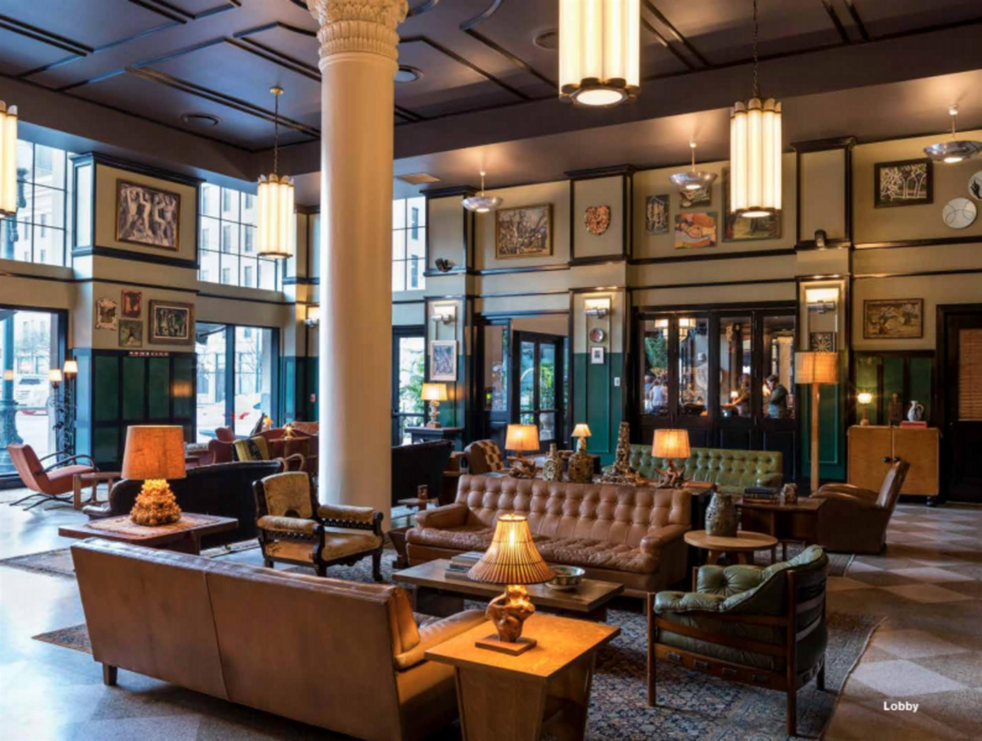 Meetings and Events at Ace Hotel - New Orleans, New Orleans, LA, US