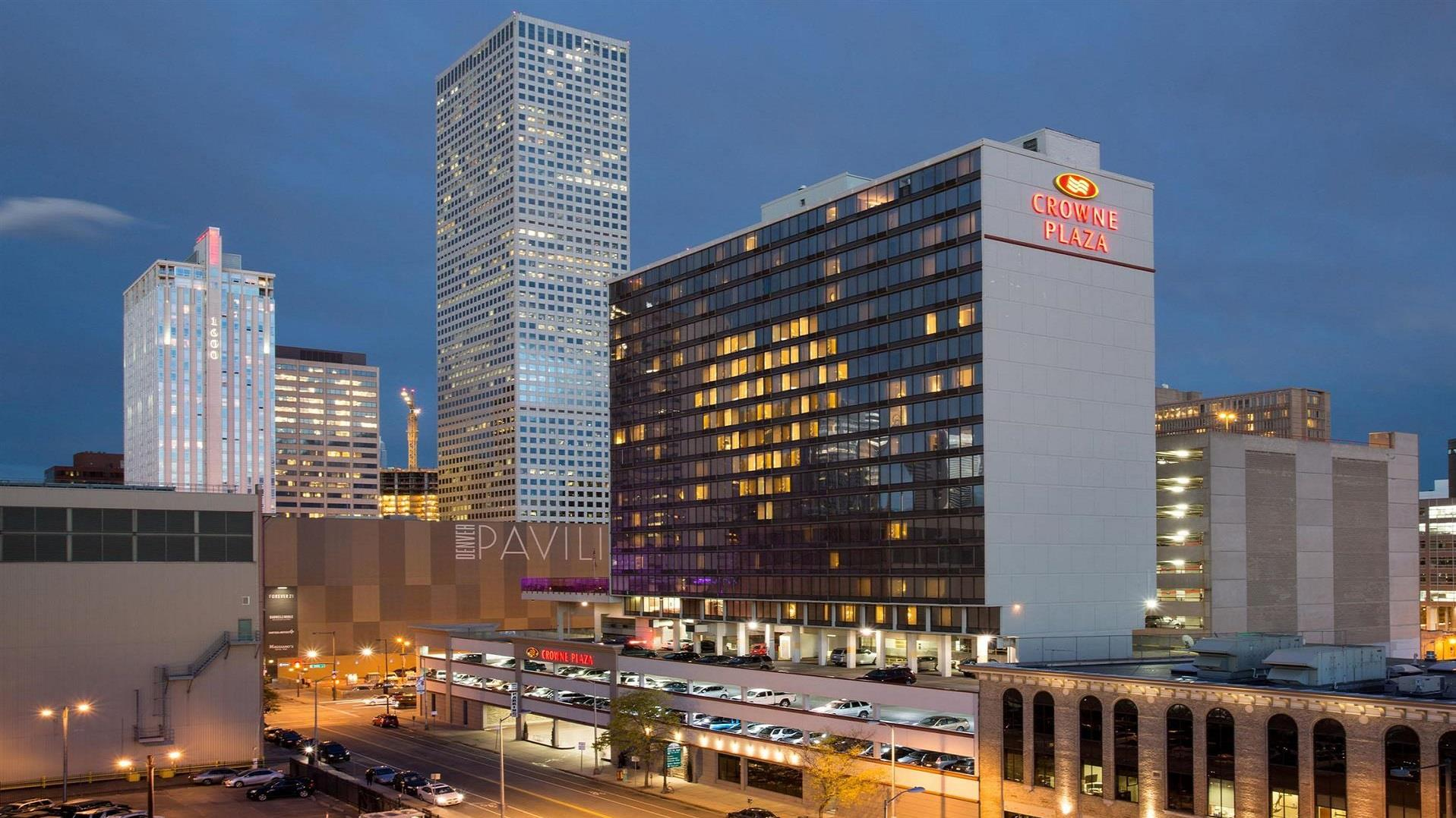 Meetings and events at Crowne Plaza Denver, Denver, CO, US