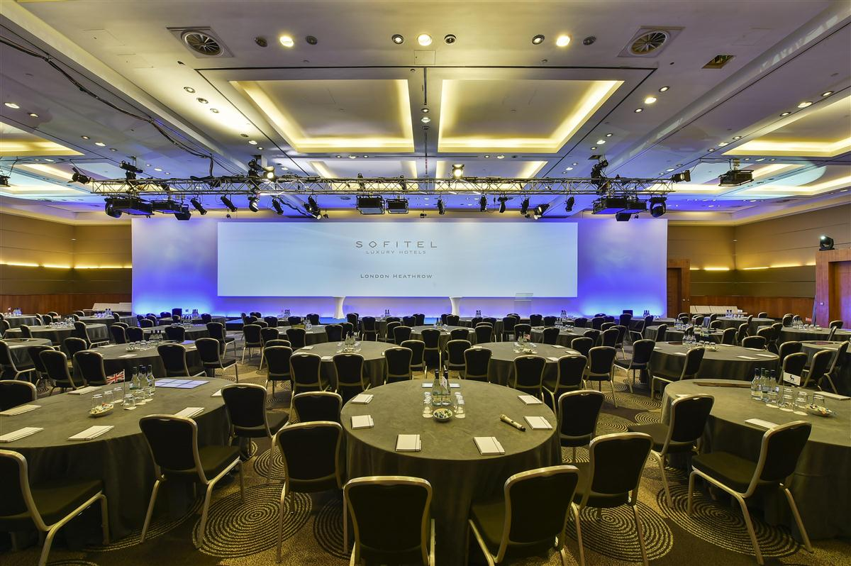 Meetings and events at Sofitel London Heathrow -RE-Opening 3rd August 2020,  London, GB1