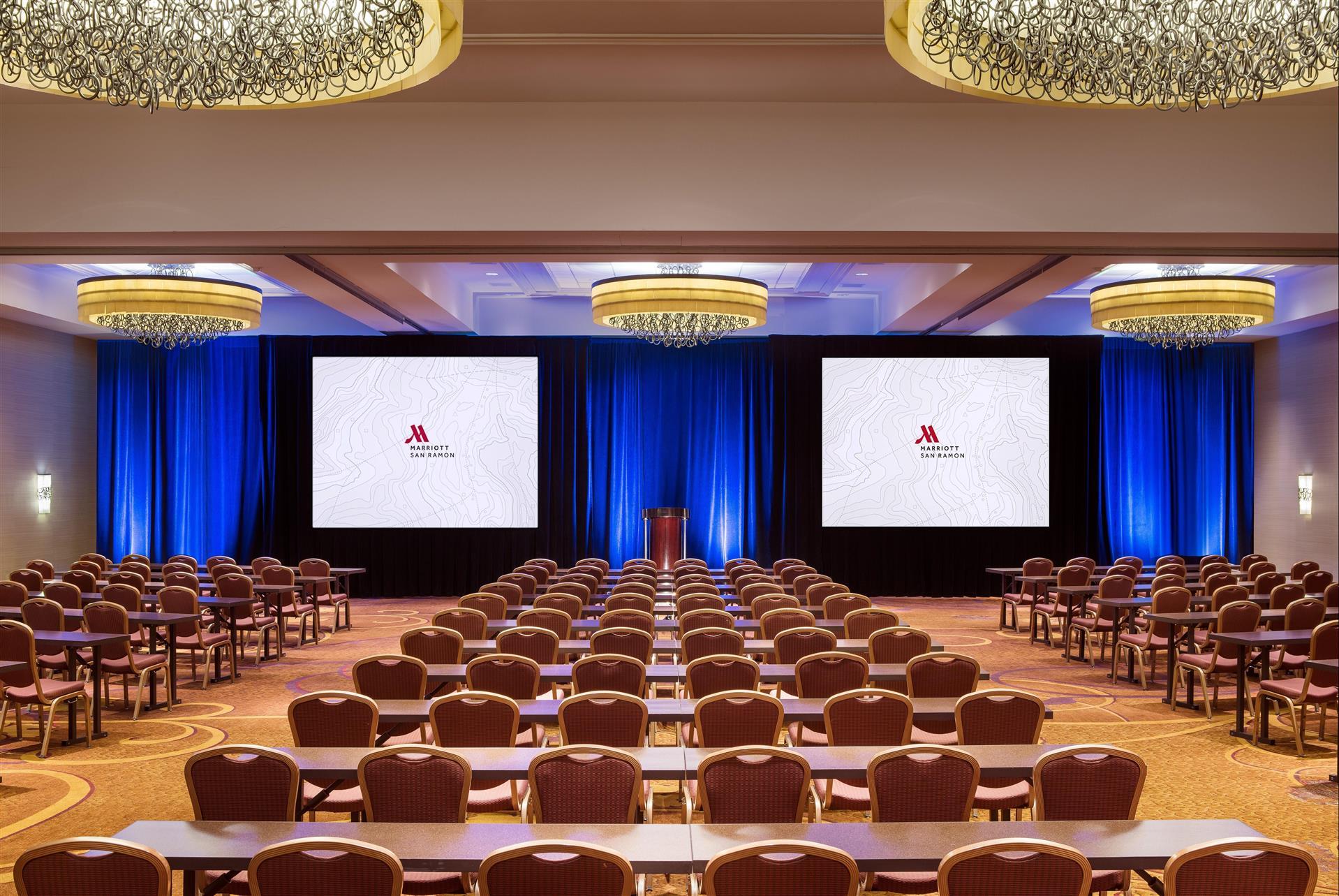 Meetings and events at San Ramon Marriott, San Ramon, CA, US