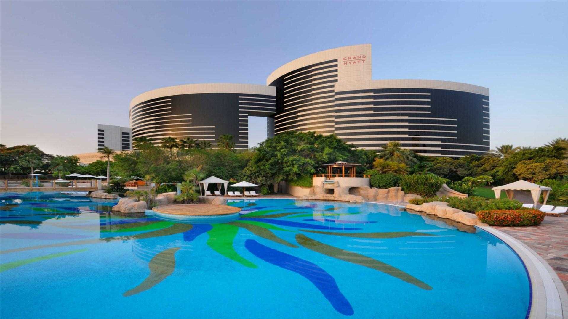 Grand Hyatt Dubai Meeting Rooms
