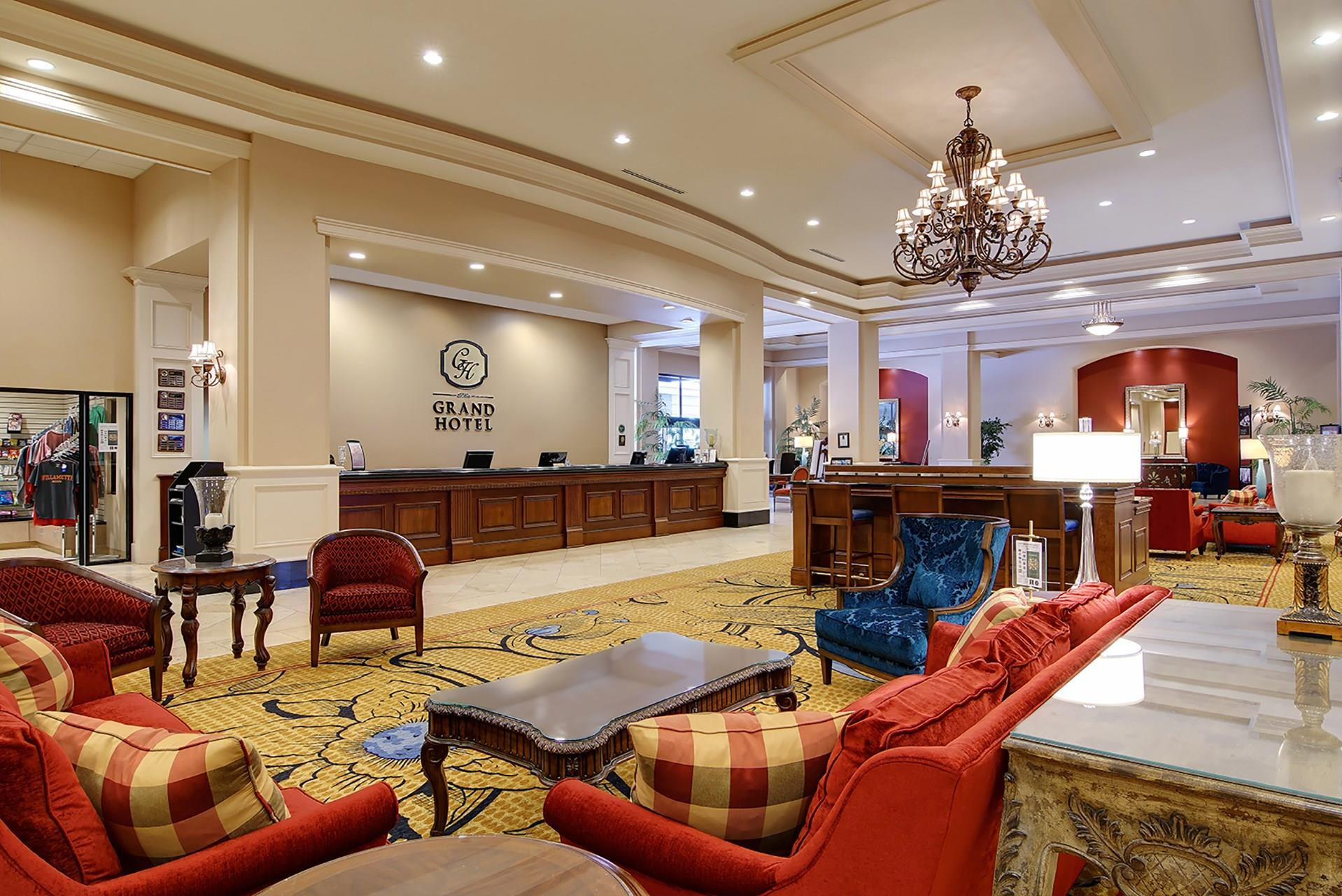 Meetings And Events At The Grand Hotel In Salem Salem Or Us
