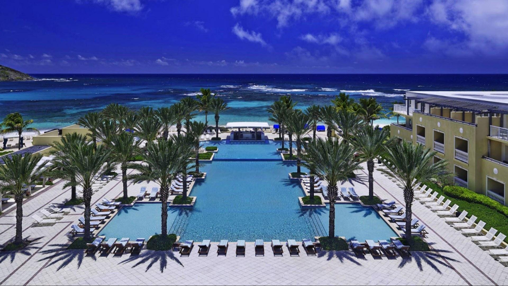 Westin Dawn Beach Resort St Maarten