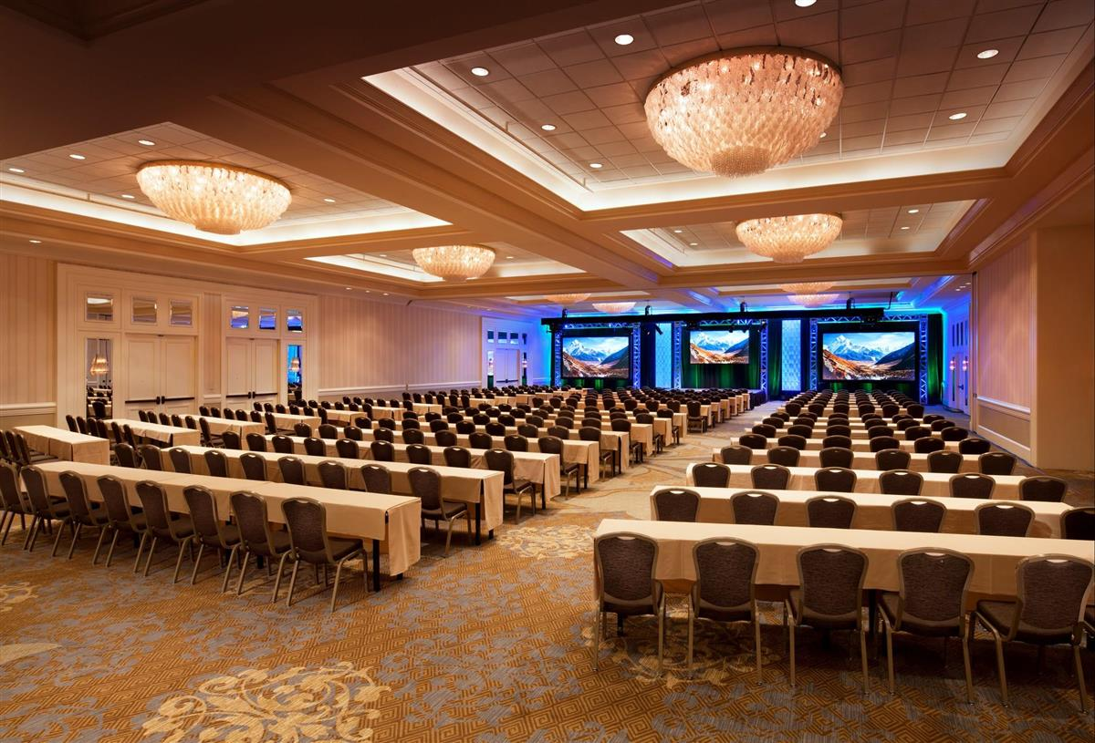 Meetings and Events at Sheraton San Diego Hotel & Marina, San Diego ...