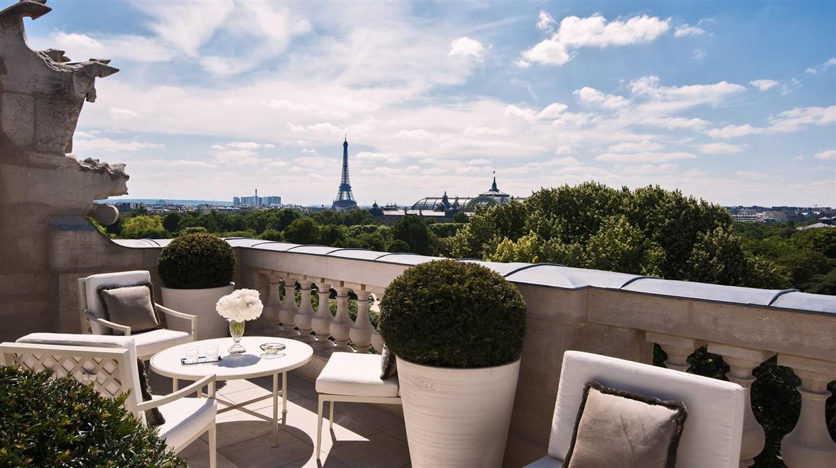 Meetings and events at Hotel de Crillon, A Rosewood Hotel, Paris, FR