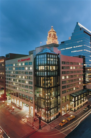 Meetings and events at Rochester Marriott Mayo Clinic Area