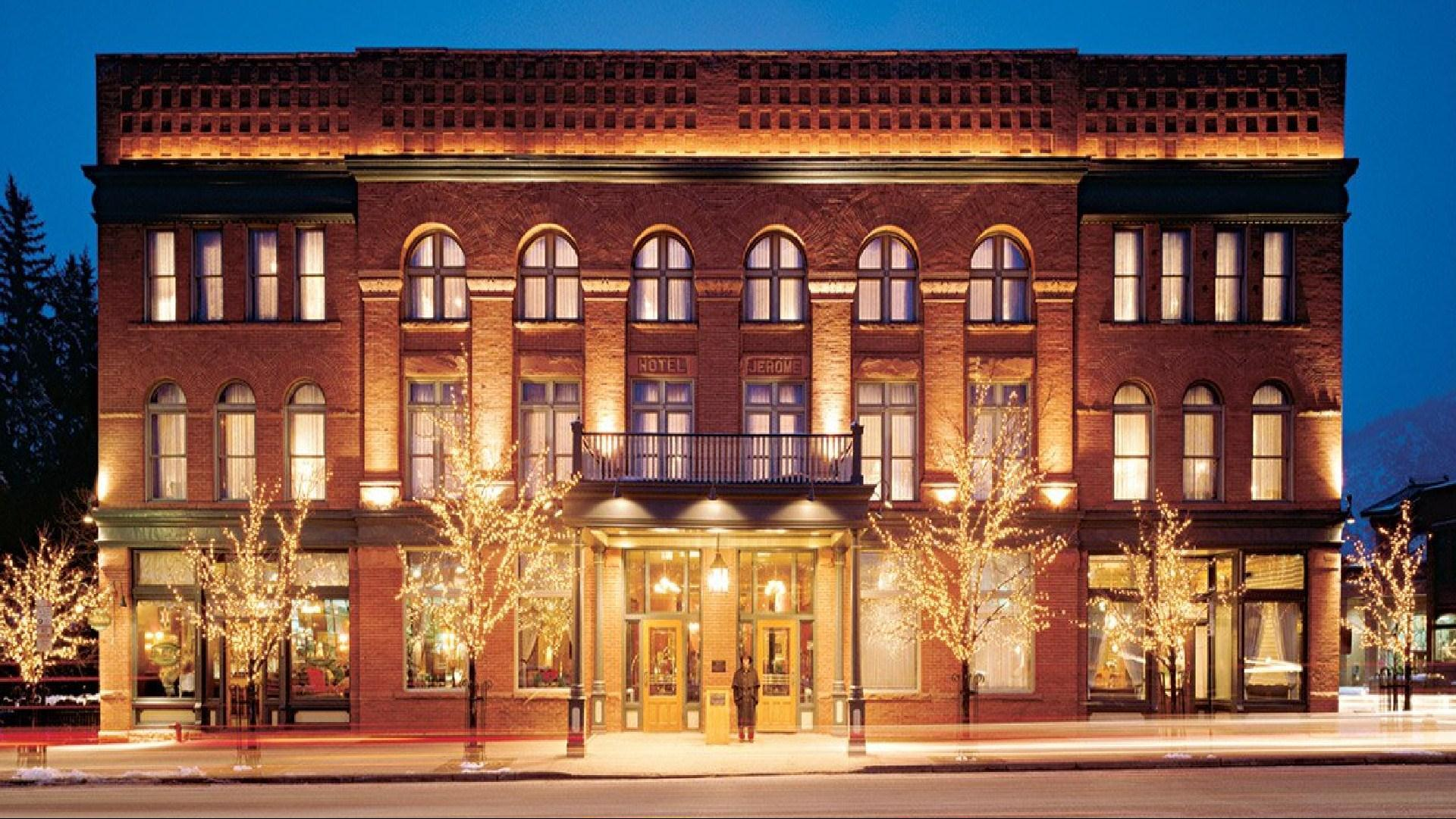 Meetings And Events At Hotel Jerome An Auberge Resorts Collection