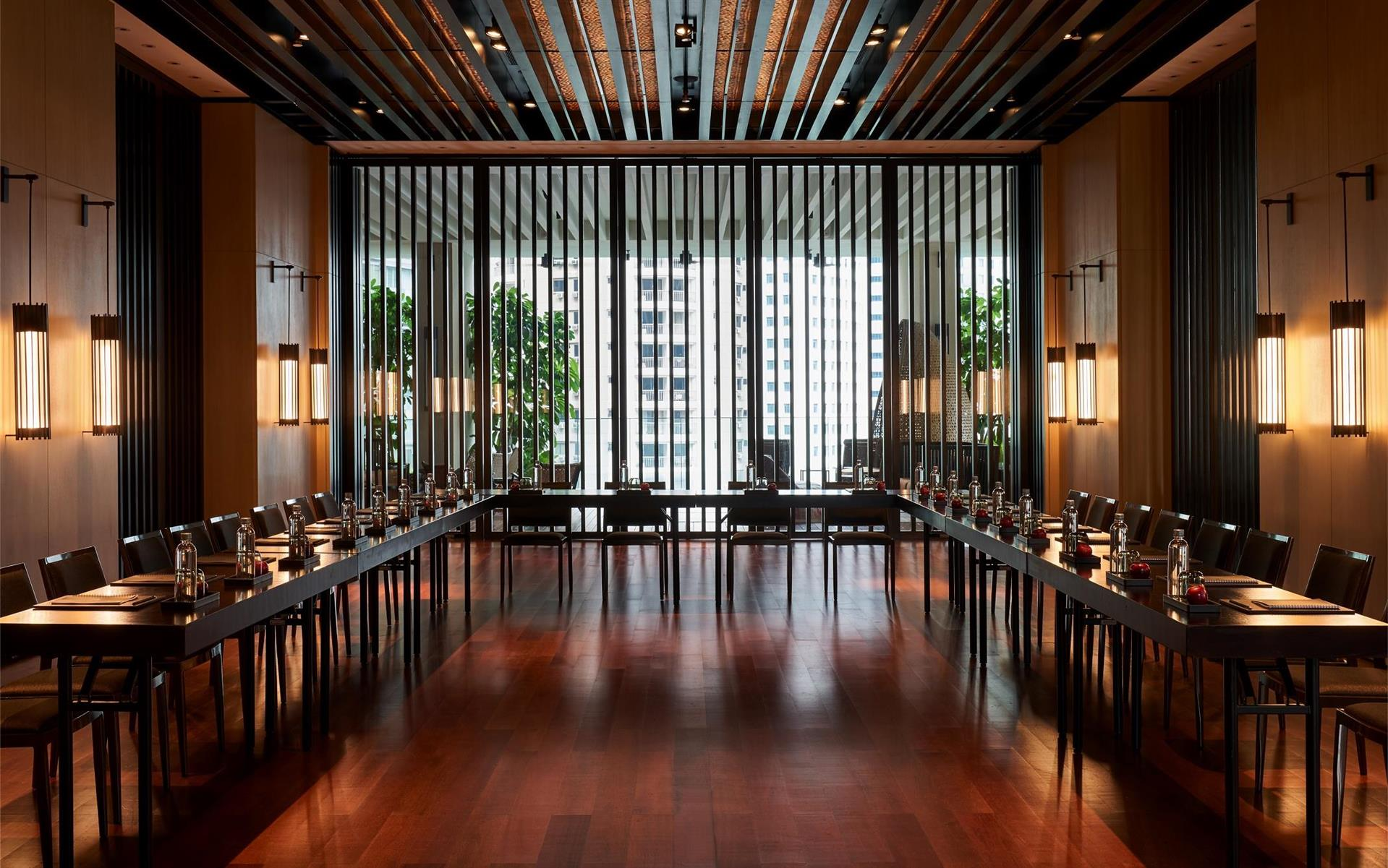 tropical decor design ideas pictures and inspiration.htm meetings and events at the ruma hotel and residences  kuala lumpur  my  meetings and events at the ruma hotel