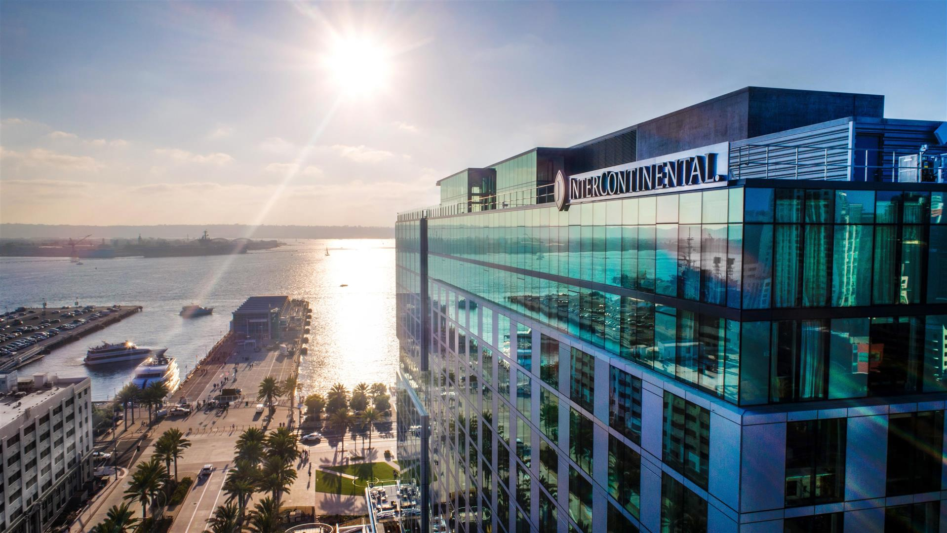 Meetings and events at InterContinental San Diego, San Diego