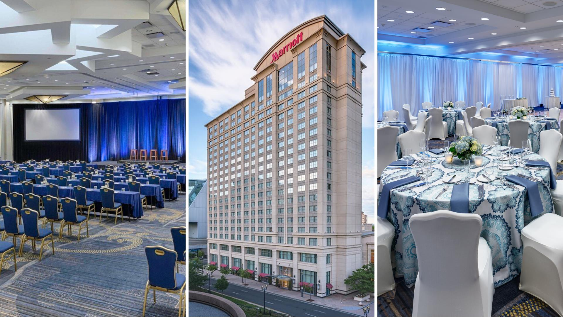 Meetings and Events at Hartford Marriott Downtown, Hartford, CT, US